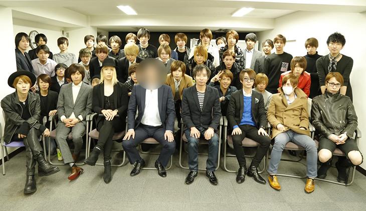 KG講習会に「 いしだ壱成」さんがゲスト主演しました。