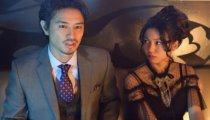 KG総勢10名以上のキャストがの日本テレビ「探偵物語」に出演しました。